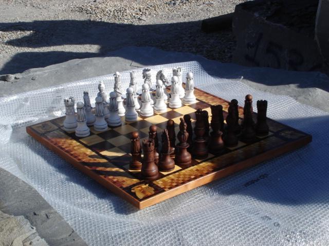 scacchi con marco simoncelli