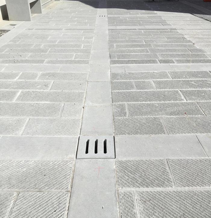 pavimentazione di pietra