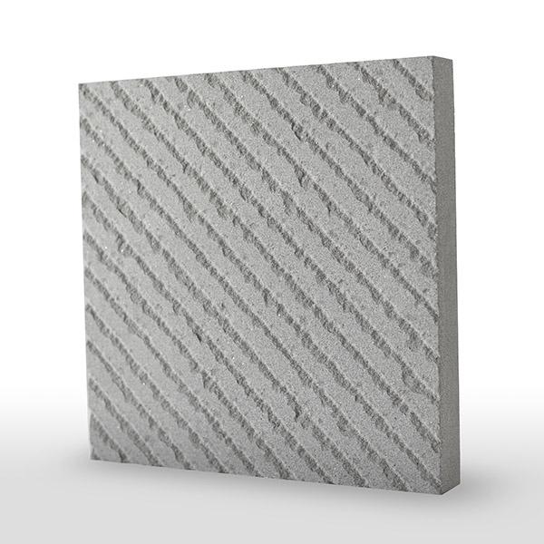 rigato diagonale in pietra serena lavorato da calamini