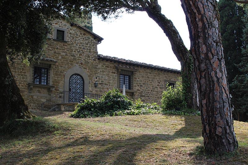 restauro villa san cresci in pietra serena