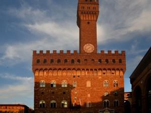Palazzo Vecchio e la Pietra Serena