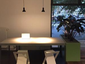Interior Design: Tavolo in Pietra Serena