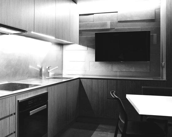 Cucina in Pietra Serena Extradura
