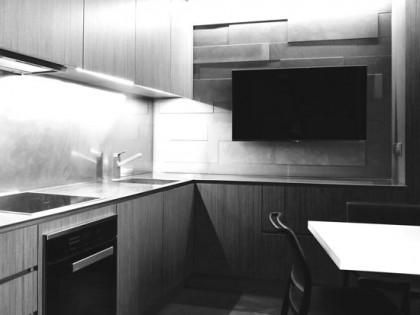 Pietra Serena Extradura: Kitchen