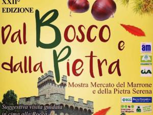 'Dal Bosco e dalla Pietra' XXII edizione – Mostra Pietra Serena