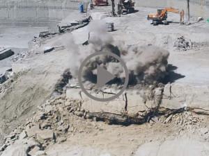 Calamini Urbano – Cava di Pietra Serena di Firenzuola – Video