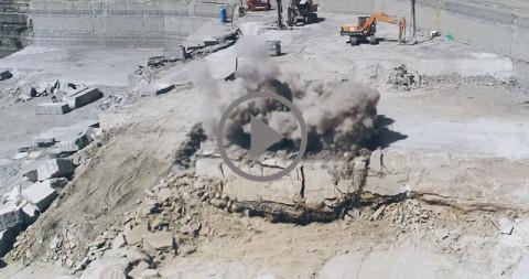 video promozionale pietra serena calamini