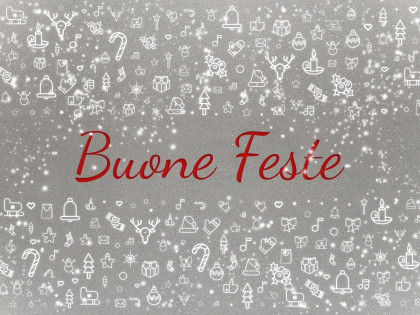 Auguri di Buone Feste da Calamini Urbano s.r.l.