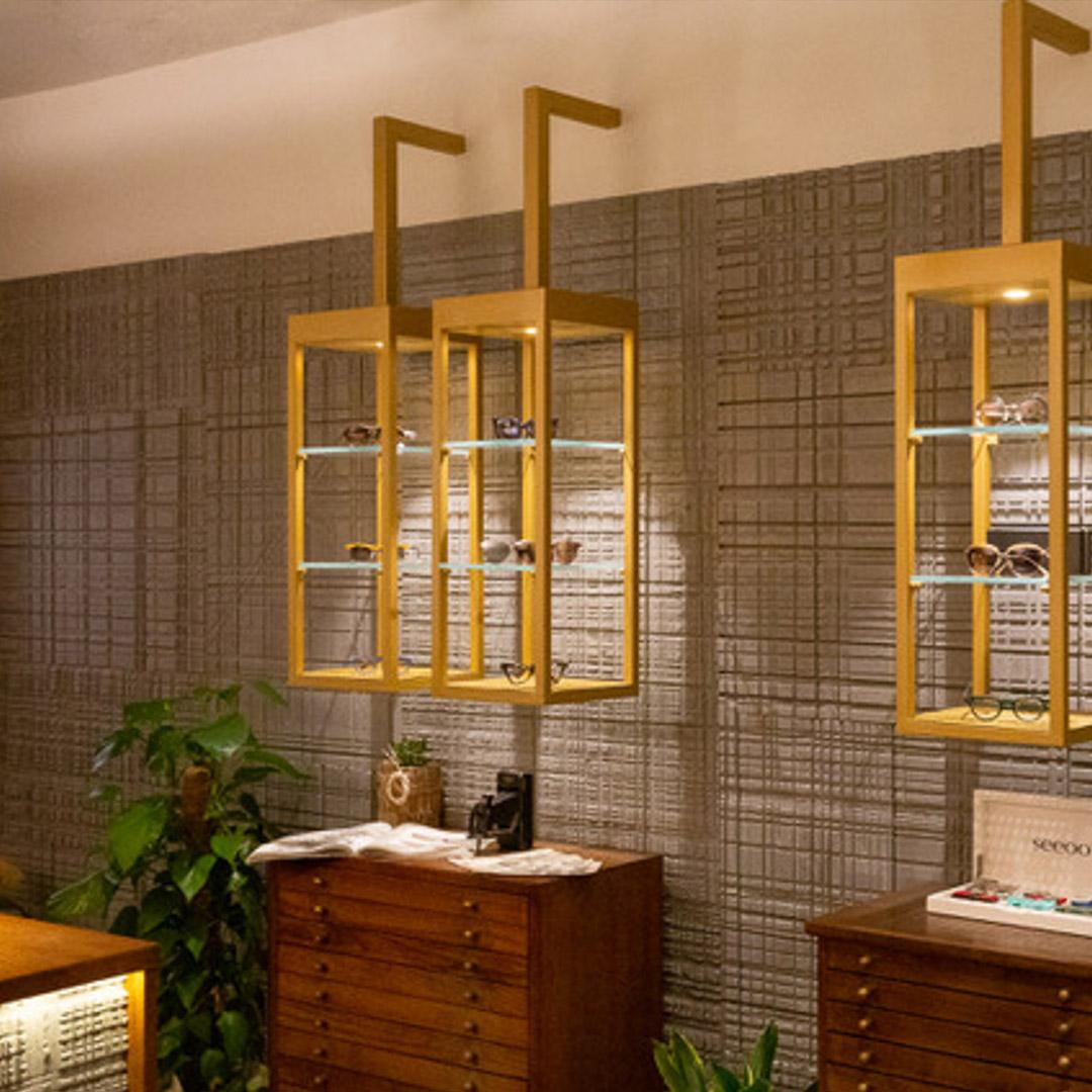 negozio di occhiali in pietra serena di firenzuola