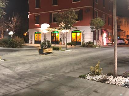 Restauro Piazza Medolle