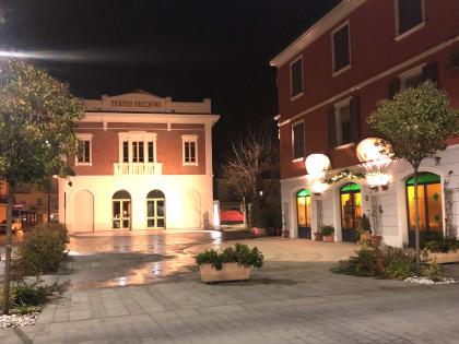 Progetto Restyling Centro Storico Medolla | Calamini Urbano