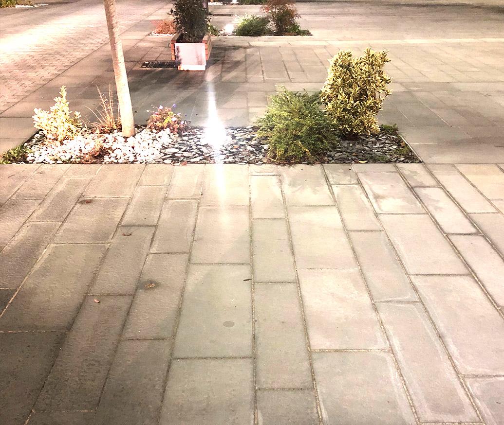 restauro piazza medolla