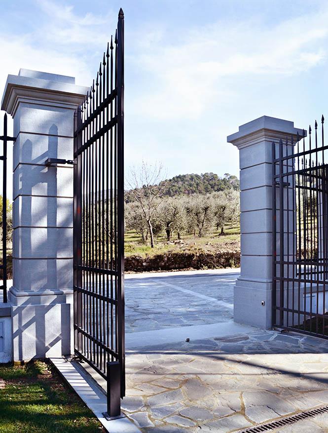 ristrutturazione villa di Villamaggio